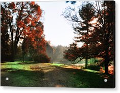 Picture Perfect Morning Acrylic Print by Bill Cannon