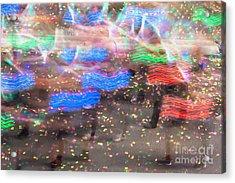 Pinata Party Acrylic Print by Az Jackson