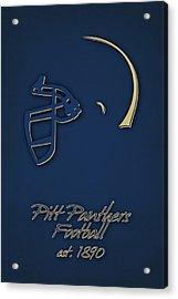 Pitt Panthers Acrylic Print by Joe Hamilton