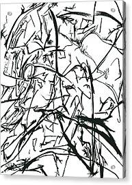 Plasmogamy021 Acrylic Print by TripsInInk