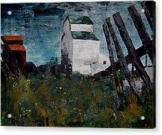 Prairie Scene Acrylic Print by John Turner