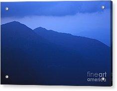 Presidential Range - White Mountains Nh Usa Acrylic Print by Erin Paul Donovan