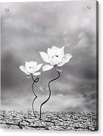 Prevail Acrylic Print by Jacky Gerritsen