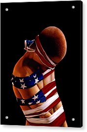Prisoner Of War Acrylic Print by Philip Straub