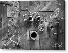 Pumper Panel Acrylic Print by Arni Katz