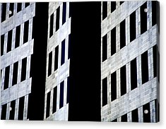 Darkatecture Acrylic Print by Ross Odom