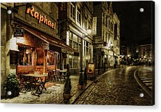 Raphael Acrylic Print by Torkil Storli