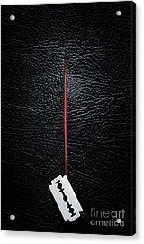 Razor Cut Acrylic Print by Carlos Caetano