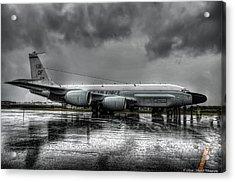 Rc-135vw Acrylic Print by Ryan Wyckoff