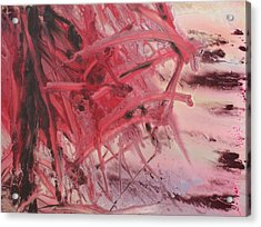 Red Tide Acrylic Print by Ethel Vrana