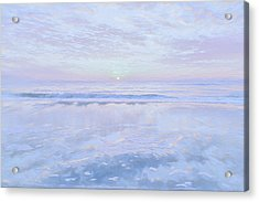 Refelections 3 Acrylic Print by Lonnie Christopher