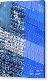Reflection Acrylic Print by Viktor Savchenko