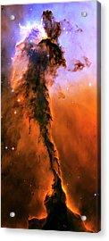 Release - Eagle Nebula 1 Acrylic Print by The  Vault - Jennifer Rondinelli Reilly