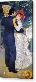 Renoir: Dancing, 1883 Acrylic Print by Granger
