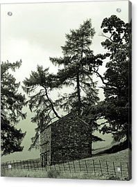 Rest House Acrylic Print by Martin Newman