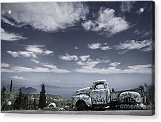 Resting Place 2 Acrylic Print by Rod McLean