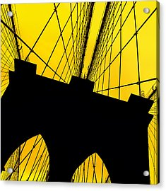 Retro Arches Acrylic Print by Az Jackson