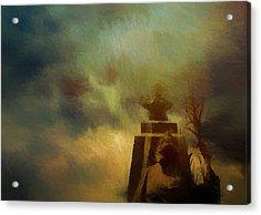 Revelation#8 Acrylic Print by Karo Evans