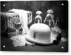 Revelry Acrylic Print by Tom Mc Nemar