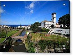 Ribeira Grande - Azores Islands Acrylic Print by Gaspar Avila