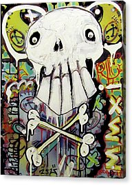 Rise Above Acrylic Print by Robert Wolverton Jr