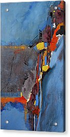 Road To Damascus Acrylic Print by Ruth Palmer