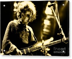 Robert Smith Collection Acrylic Print by Marvin Blaine