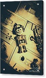 Robotic Trance Acrylic Print by Jorgo Photography - Wall Art Gallery