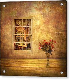 Room With A View Acrylic Print by Jessica Jenney