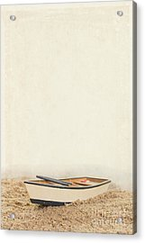 Row Row Row Your Boat Acrylic Print by Edward Fielding