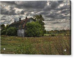 Rural Clayton Acrylic Print by Lori Deiter