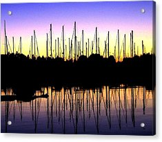 Safe Haven Acrylic Print by Will Borden