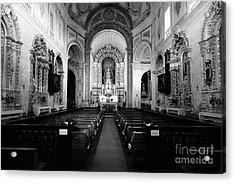 Saint Peter Church Acrylic Print by Gaspar Avila