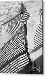 Sand And Sun Acrylic Print by Robert Meanor