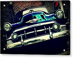 Savannah Pd Acrylic Print by Dana  Oliver