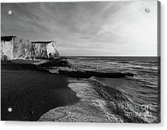 Seaford Head East Sussex England Acrylic Print by James Brunker