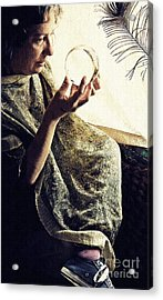 Searching 2 Acrylic Print by Sarah Loft
