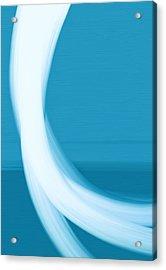 Seaview Acrylic Print by Frank Tschakert