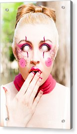 See No Evil Speak No Evil Acrylic Print by Jorgo Photography - Wall Art Gallery