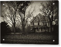 Seen Better Days Acrylic Print by Off The Beaten Path Photography - Andrew Alexander