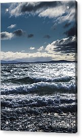 Shallows And Depths Of Adventure Bay Acrylic Print by Jorgo Photography - Wall Art Gallery