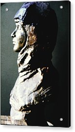 Sharrinni Acrylic Print by Sarah Biondo