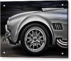 Shelby Cobra Gt Acrylic Print by Douglas Pittman