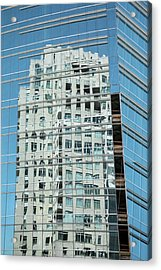 Shoulder To Shoulder Acrylic Print by Ross Odom