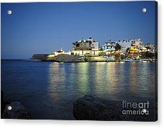 Sissi, Crete Acrylic Print by Stephen Smith