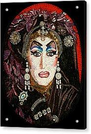 Sister Roma Acrylic Print by Michael Kruzich