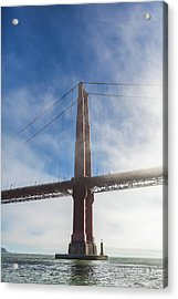 Skyscraper With Wings Acrylic Print by Scott Campbell
