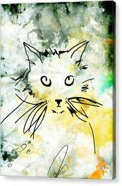 Slim Acrylic Print by Ann Powell