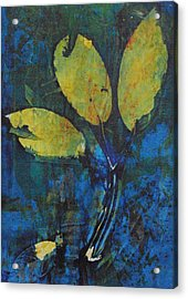 Smile Of Nature Acrylic Print by Noor Ashikin Zakaria