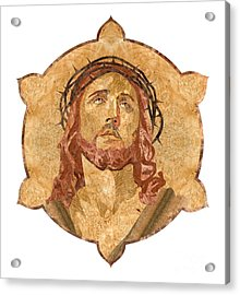 Son Of God Acrylic Print by Aydin Kalantarov